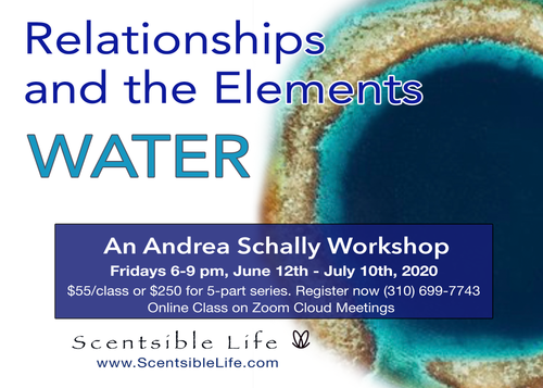Relationships and the Elements - WATER ( 5-part series)