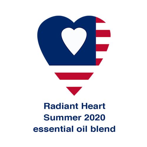 Radiant Heart Summer 2020 Freedom Heart