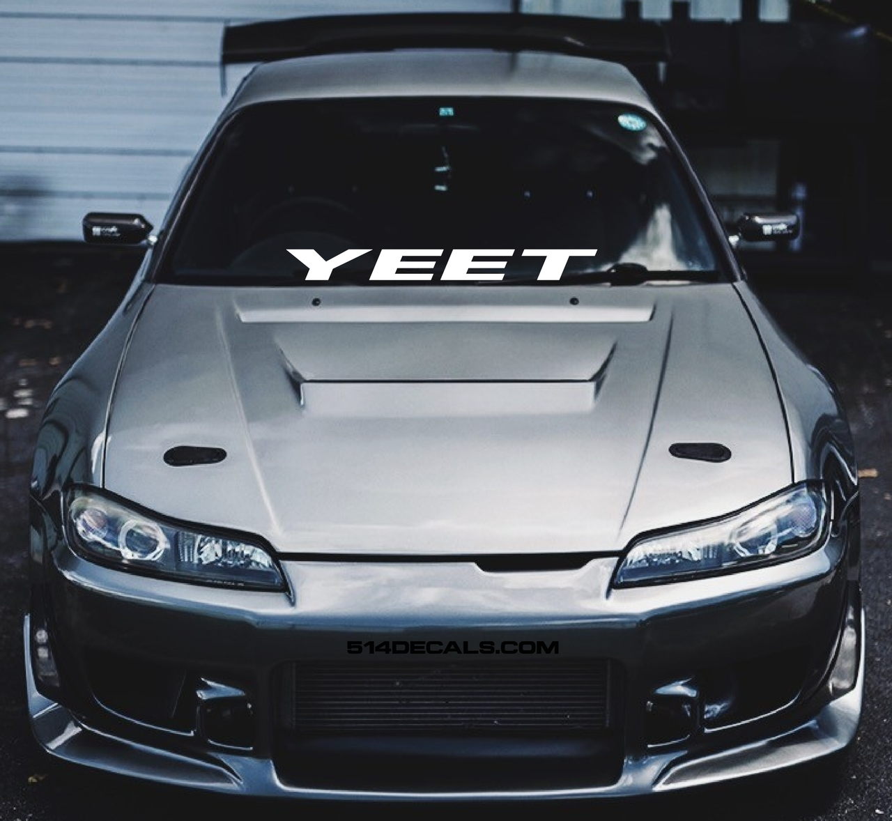 Yeet Windshield Banner 514decals Only site for owners, stories on car lifestyle, modifications, and car videos made for watching on mobile phones. yeet windshield banner