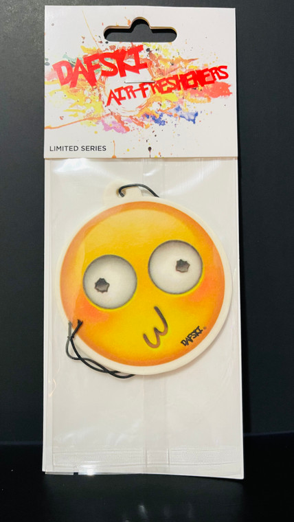 Morty Emoji Car Air Freshener