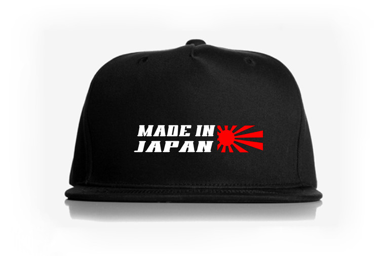 Made In Japan Snap Back Hat