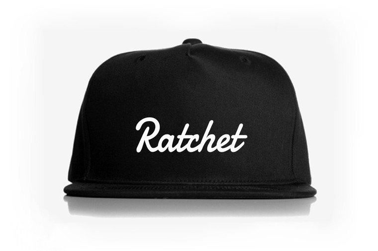 Ratchet Snap Back Hat