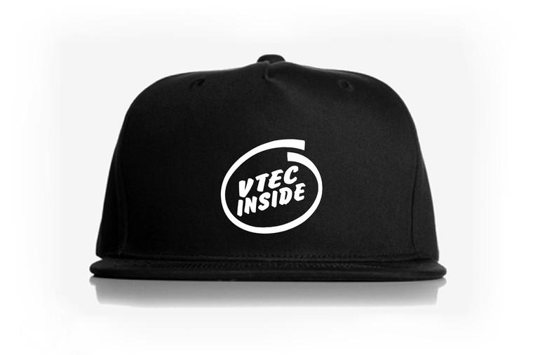 Vtec Inside Snap Back Hat