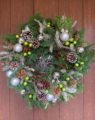 wreath workshop in seattle