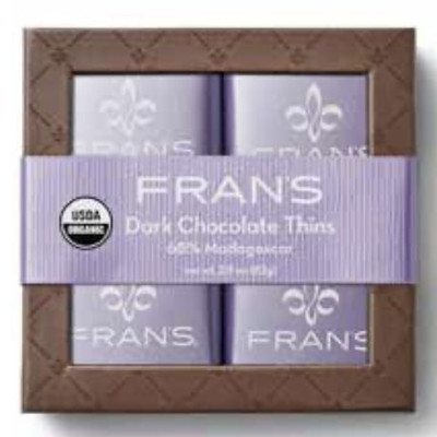 Frans Dark Chocolate Thins