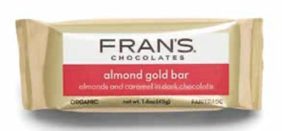 Fran's Almond Gold Bar