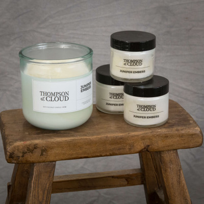 Thompson & Cloud Candles