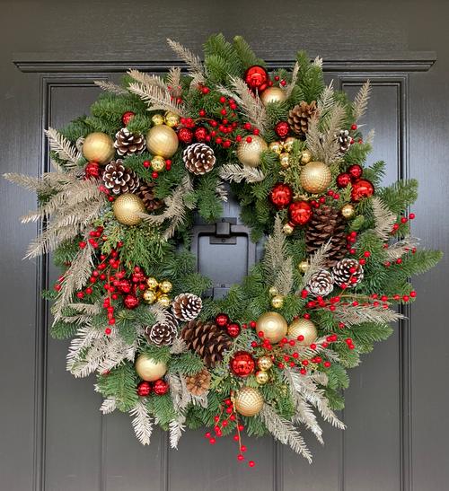 Winter Wreath Designing Workshop Nov. 22, 2020 4pm-6pm