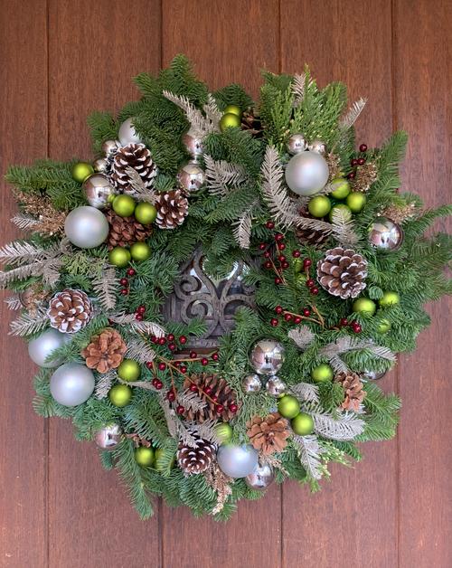 wreath workshop in seattle