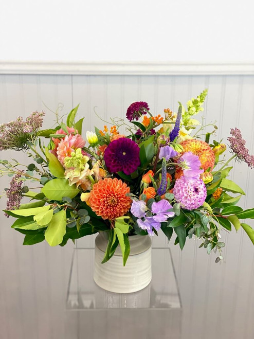 Floral Ode summer flowers poetic colors local blooms