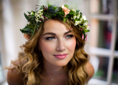 Image of Flower Crown Workshop : MAY 2, 2020 3-5PM