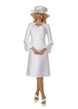 4124-1PC SILKY TWILL DRESS
