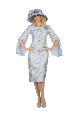 4490 Stunning Sequence Sleeve Novelty Dress