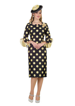 4546 Appealing Novelty Dress