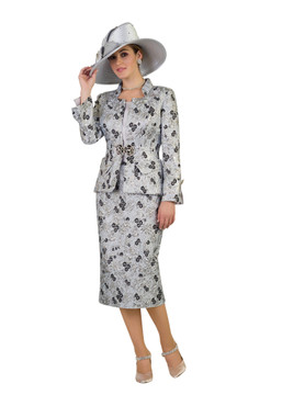 4388 Irresistible Three Piece Novelty Suit