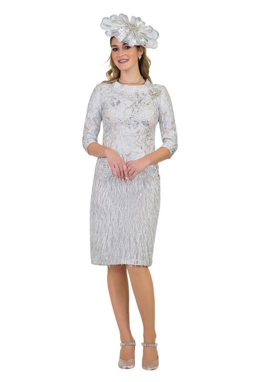 4482 Ravishing Fringe Novelty Dress