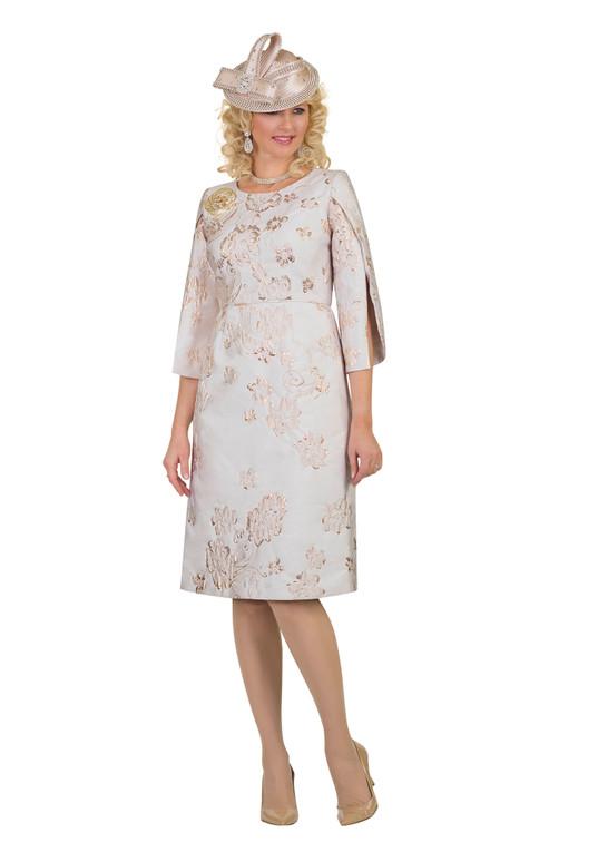 4474 Fabulous Novelty fabric Dress