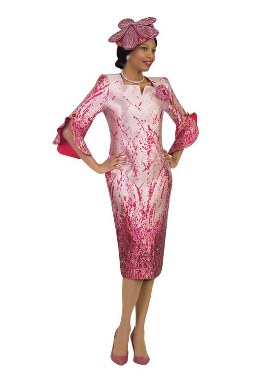 4497 Irresistible Novelty dress