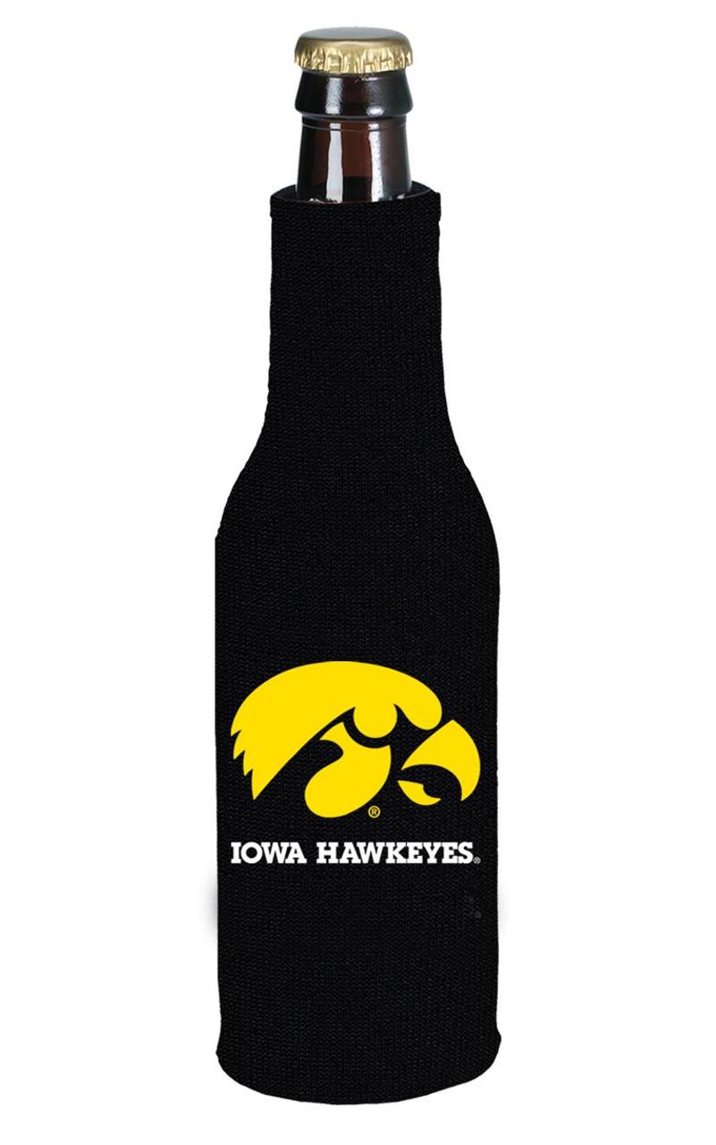 NCAA Iowa Hawkeyes Team Color Bottle Koozie