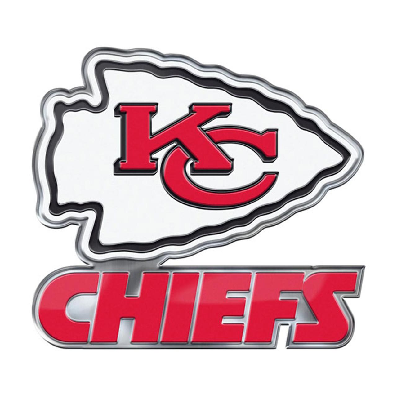 Kansas City Chiefs Auto Emblem Color Alternate Logo ...