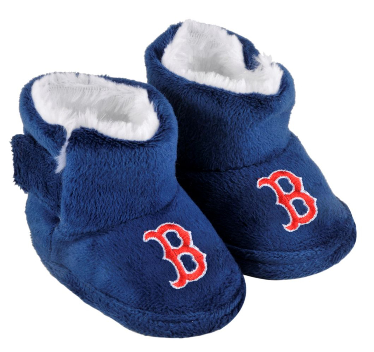 Boston Red Sox Slippers - Baby High