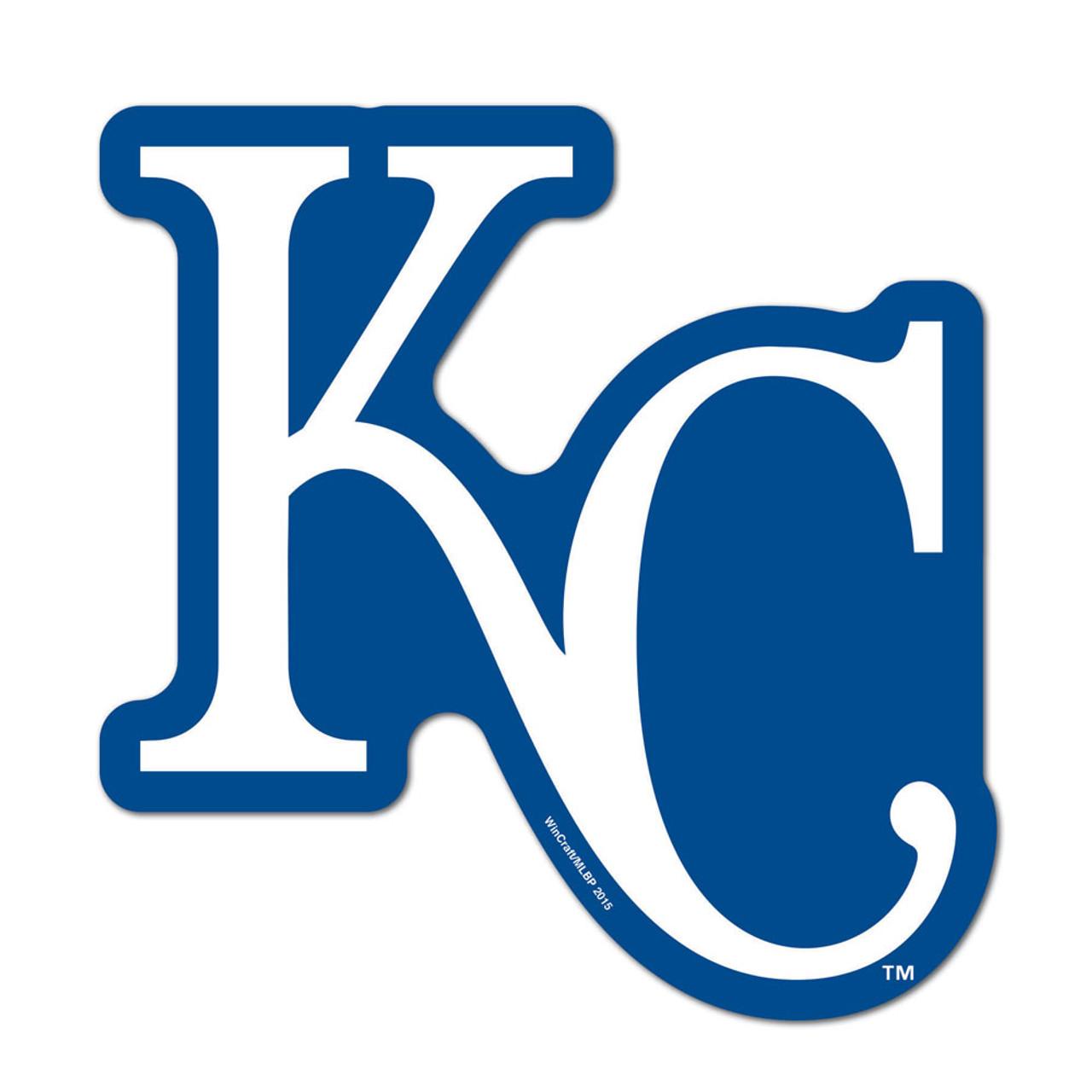 Kansas City Royals Logo On The Gogo Special Order Sports Fan Shop