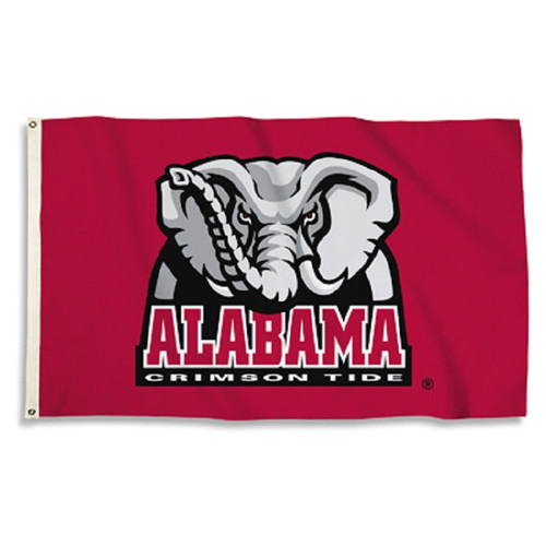 <span>Show everyone that you are a die-hard fan by hanging up this 3 foot x 5 foot flag. This officially licensed flag is made of durable, 100% polyester and is designed with 2 heavy-duty metal grommets so it is easy to hang. This high-quality flag is decorated in the team colors and proudly displays the official team graphics in the center. Made by BSI Products.</span>