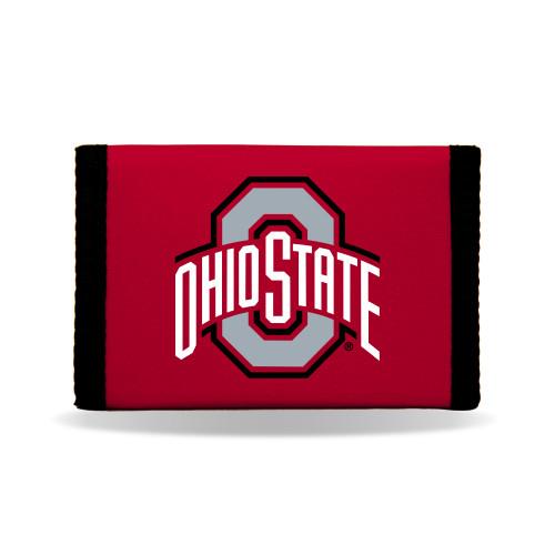 Ohio State Buckeyes Wallet Nylon Trifold