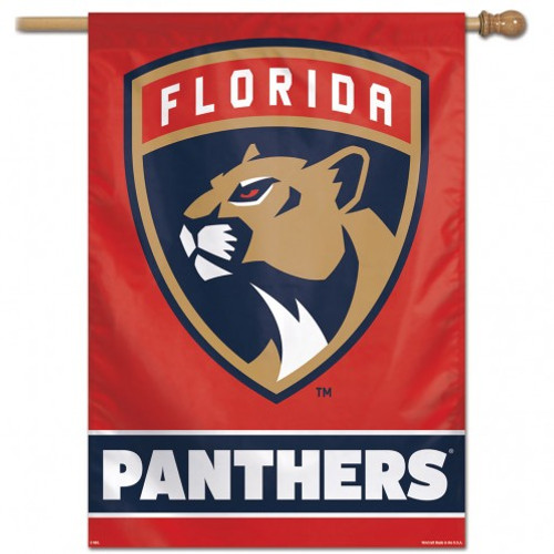 "This banner is one sided. It has vibrant colors exciting graphics. Great for indoor or outdoor use. Made of a nylon material. The banner has an opening at the top to slip a stick or pole through for hanging. 27""x37"" in size. Made By Wincraft, Inc."