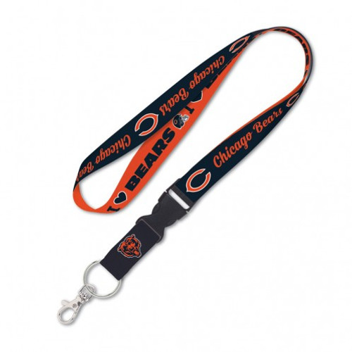 <span>This lanyard is 1 inch in width and a detachable buckle. These lanyards come in the vibrant colors of your favorite team. Made in both China and the USA. Made by Wincraft.</span>