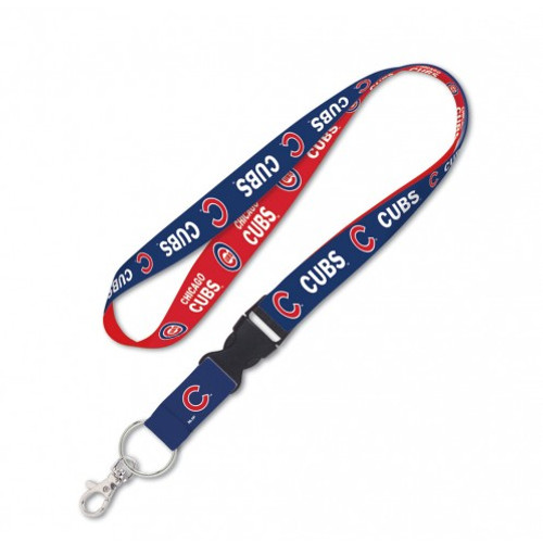 """Officially licensed Lanyards are available in variety of sizes and style, but our most popular is has 3/4"""" width and detachable buckle. These lanyards come in your favorite team's vibrant colors. Made by Wincraft"""