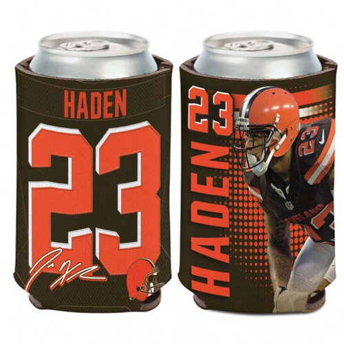 """Full color imprinted 12 oz. can cooler with an imprint area of 4"""" x 8"""" made with 1/8"""" neoprene. Made in the USA by Wincraft, Inc."""