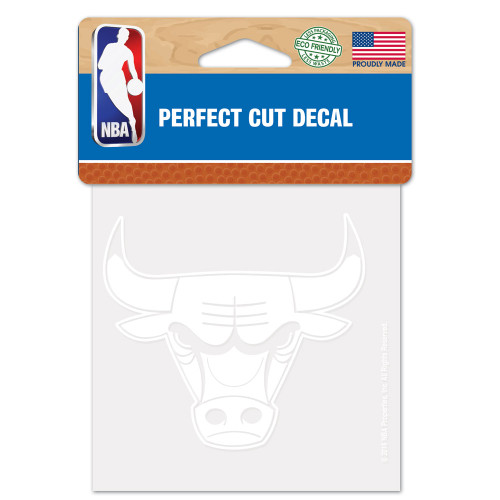 Perfect Cut decals are made of outdoor vinyl, permanent adhesive, image cut to the outside dimension of logo, white vinyl with a 3 yr outdoor rating. Supplied with a clear liner, transfer tape, and application instructions. Made in the USA. Made By Wincraft, Inc.