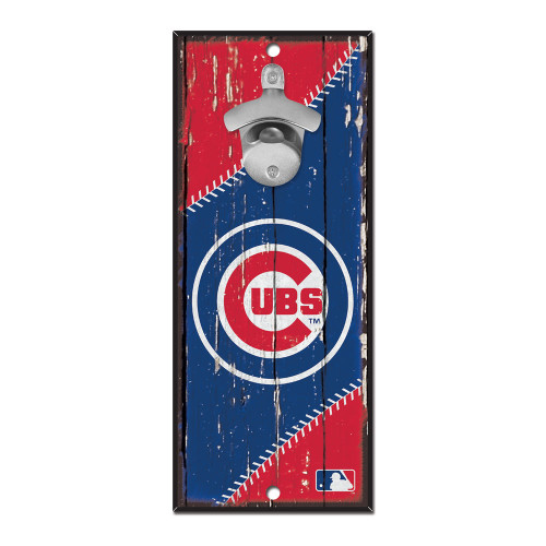 A classic retro fan cave essential. The 3/8 inch hardboard sign has a tough cast opener securely attached, and two mounting holes are drilled for easy hanging.  Made in the USA by Wincraft.