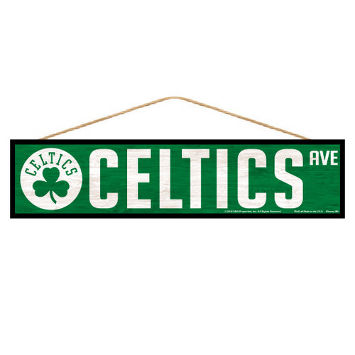 Sign measures 4x17 and is 1/4 inch thick. Decorated with the logo of your team. Made by Wincraft.