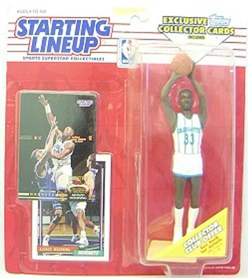 Charlotte Hornets Alonzo Mourning 1993 SLU