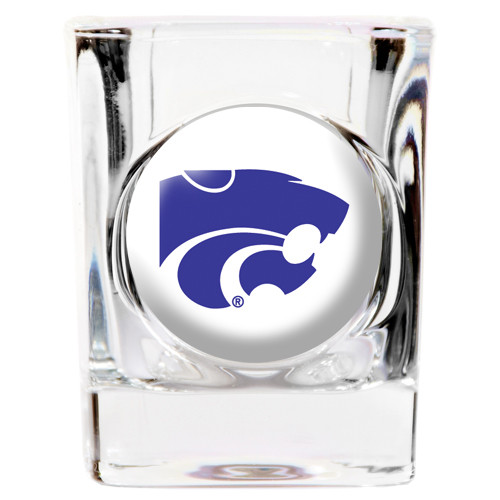 You and your friends can enjoy a drink during the big game with these 2 ounce square shot glasses. They feature a photo quality domed team logo. **We ask that shot glasses be ordered in quantities of 12, but you may mix and match teams. Made By Great American Products