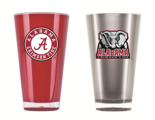 These beautiful new 20-ounce all-purpose tumblers have the look and feel of glass but are made of shatter-proof acrylic. Designed for everyday use around home and office, these tumblers are also perfect for parties and celebrations and make fabulous gifts for fans of all ages! Set of two. Made By Duck House