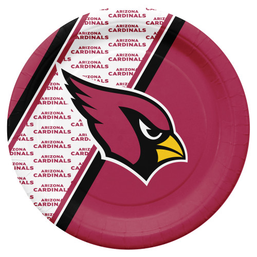 Complete your picnic or tailgate party with this pack of 20 disposable plates. This pack of officially licensed plates features your favorite team's logos and colors. Made By Duck House