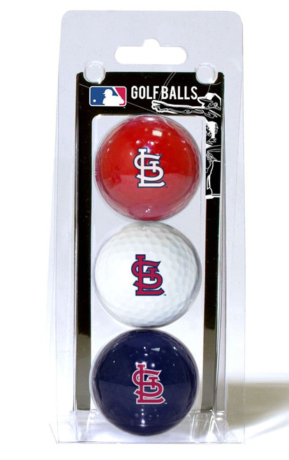 Pack includes 3 golf balls and is available in white, colored or a mixture of both. Made By Team Golf