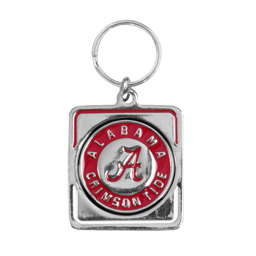 Your pet will have team pride and be easy to find if he runs off at the tailgate without you. These full-color metal tags can be engraved on the back with your pet's ID information. Approximately 1.25x1.325. Made by Little Earth.