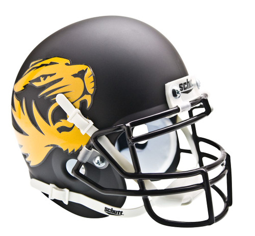 """These mini helmets are finely crafted versions of the actual competition helmets. They are approximately 4 1/2""""x5"""" in size. They have complete detail, including realistic wire facemasks. Schutt mini's are a perfect collectible for any football fan!. Made By Schutt Sports"""