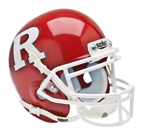 "These mini helmets are finely crafted versions of the actual competition helmets. They are approximately 4 1/2""x5"" in size. They have complete detail, including realistic wire facemasks. Schutt mini's are a perfect collectible for any football fan!. Made By Schutt Sports"