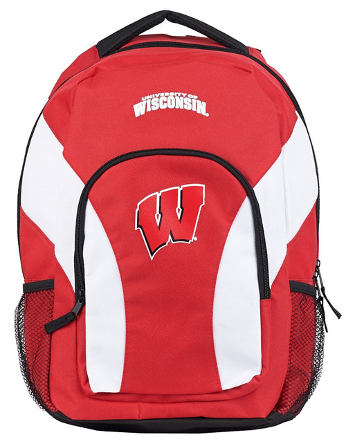 """This high density backsack features your favorite NFL team's screenprinted logo and team colors. It is made of a durable water resistant 210D nylon, has extra strength cording and reinforced strap corners. The bag is approximately 18""""x13.5"""" in size.  Made By Northwest Company"""