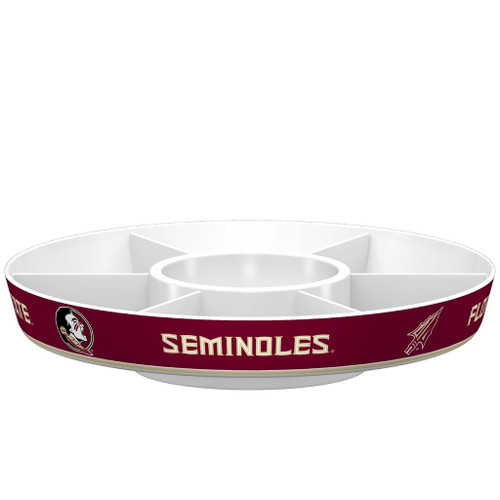 Florida State Seminoles Platter Party Style