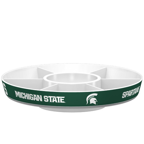 Michigan State Spartans Platter Party Style Special Order