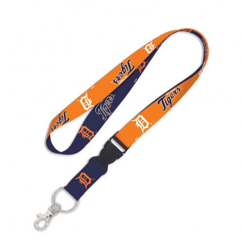 Detroit Tigers Lanyard with Detachable Buckle Special Order