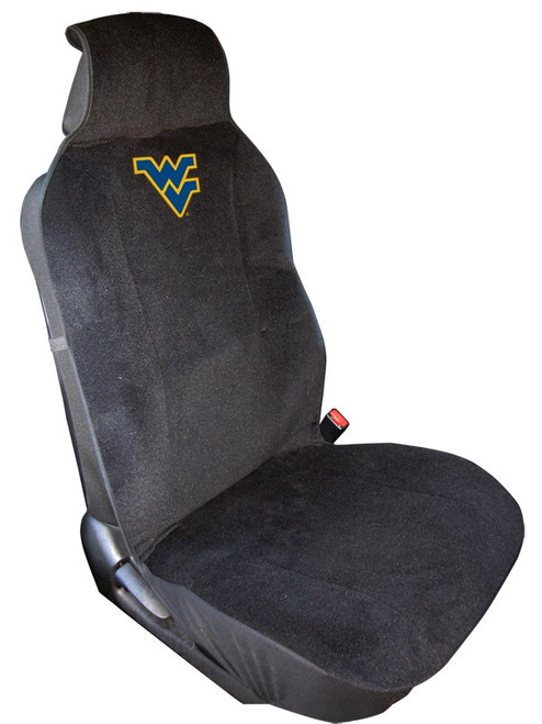 West Virginia Mountaineers Seat Cover Special Order