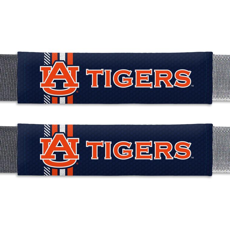 Auburn Tigers Seat Belt Pads Rally Design