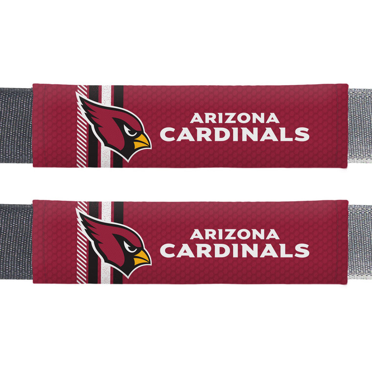 Arizona Cardinals Seat Belt Pads Rally Design